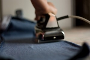 надо ли гладить джинсы