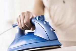 как гладить атлас