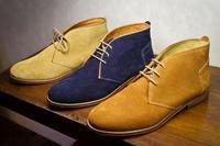 почистить обувь