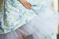накрахмалить платье