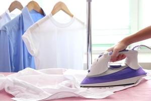 как гладить шорты
