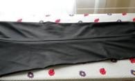 Как правильно погладить брюки из шерсти и вельвета?