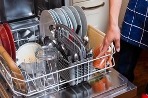 как почистить фильтр посудомоечной машины