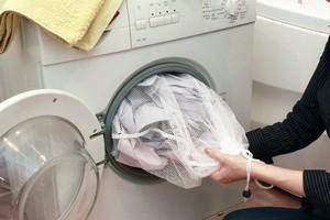 как стирать плащ из полиэстера