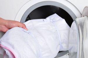 стирка тюли в стиральной машине