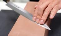 Угол заточки кухонного ножа и другие советы по заточке лезвия