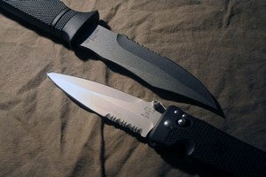 как наточить кухонный нож