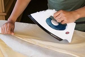 до скольки нужно гладить пеленки