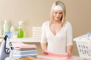 зачем гладить пеленки
