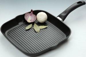 лучшая сковорода для стейков