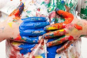 как вывести пятно от краски