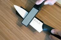 заточка керамического ножа