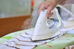 как гладить шерстяные вещи
