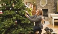 Как убрать елку из квартиры, чтобы не намусорить?