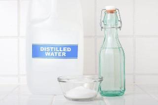 как очистить линзы в домашних условиях