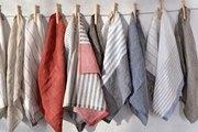 отстирать кухонные полотенца