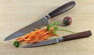 затачивать кухонные ножи
