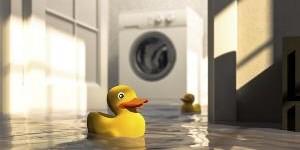 Почему в барабане стиральной машины появляется вода: основные причины
