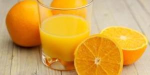 Чем можно вывести пятно от апельсина?