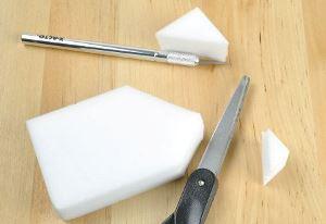 инструкция к меламиновой губке
