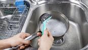 отмыть пригоревшую кастрюлю