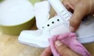 Как чистить белую кожаную обувь: нюансы ухода