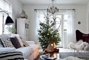 убрать елку из квартиры