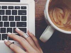 выведение пятен от кофе