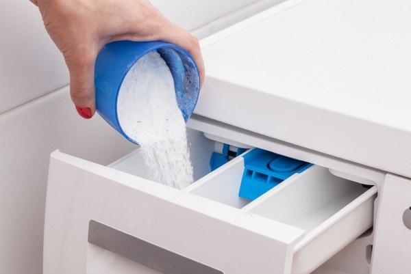 Как очистить лоток стиральной машины