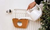 повысить влажность воздуха в квартире