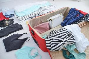 сбор чемодана в отпуск