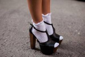 отбеливание носков