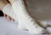 отбелить белые носки