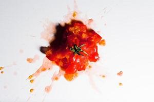 пятна от помидора