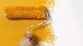 чем отмыть валик от краски