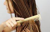 как вымыть вазелин с волос