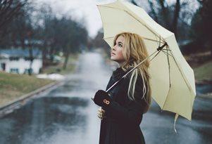 как стирать зонт