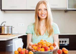 пятна от абрикосов