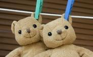 стирать и сушить мягкие игрушки