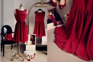 глажка платья