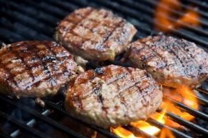 решетка для жарки мяса