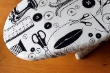 пошить чехол для гладильной доски