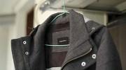 стирать драповое пальто