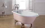 отреставрировать покрытие чугунной ванны