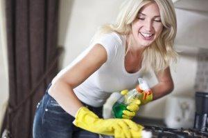 мытье кухонной мебели