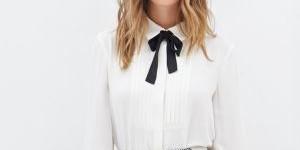 Как отбелить белую блузку: вторая жизнь любимой рубашки