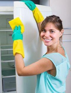 мытье дверцы