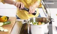 Как отмыть посуду из нержавеющей стали от жира и нагара?