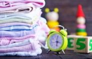 гладить детские пеленки