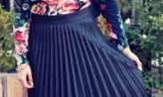 как гладить юбки со складками